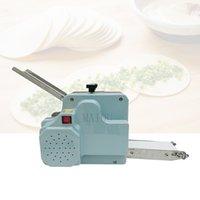 JZP-18 Commercial Dumpling Skin Machine Edelstahl Vollautomatisches Restaurant Gepresste Knödelverpackung Lebensmittelverarbeitungsgeräte