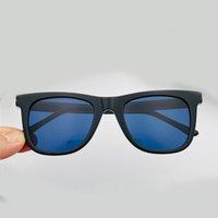 336 hombres mujeres gafas de sol de moda y popular estilo retro redondo hoja de alta calidad marco anti-ultravioleta lente marco de alta calidad caja libre