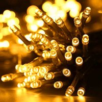تصميم جديد 3 متر × 3 متر 300-أدى ضوء أبيض دافئ رومانسية عيد الميلاد الزفاف في الهواء الطلق الديكور الستار جودة عالية سلسلة ضوء