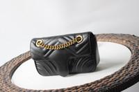 High Quality Brand Lussurys Designer Designer Borse da donna 2021 Moda Gold Catena Crossbody Croce Clutch Genuine Pelle Borsa a tracolla Borsa a tracolla in pelle Fabbrica Direct Commercio all'ingrosso