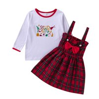 Clothing Sets Baby Girls designer Dress Fly Sleeve Clothes 1...