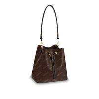 Gros cordon de serrage pour sacs à main pour femmes Sacs Femme Femme Old Flower Sacs à bandoulière portable Sacs de messager Cordon