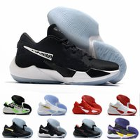 2020 Freak 2ep Giannis AntetokounMpo GA 2 2S Noble Red All Bros Signature Scarpe da basket Zooms GA2 Mens Stress Sneakers Sports Zapatillas
