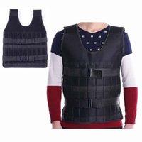 Vest ponderato di max regolabile 20/40 kg traspirante per allenamento allenamento esercizio culturismo muscolatura attrezzature per il fitness