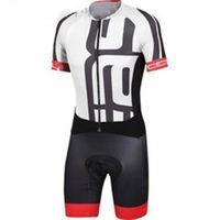 Nouvelle équipe Pro Team Cycling Skinsuit Hommes Triathlon Vêtements de sport Vêtements de vélo