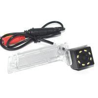 HD Liquid Vision автомобиль заднего вида обратная резервная копия парковки ночное видение водонепроницаемая камера на 2009-2012 годы AUDI A4L / TT / A5 / Q5