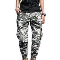 Pantalon Hommes Misniki 2021 Automne Hommes Casual Poches Multi Poches Tactical Armée Tactique Trousers 29-38 Cyg3821