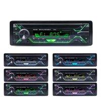 자동차 오디오 10pcs / lot 라디오 스테레오 플레이어 블루투스 전화 AUX-In MP3 FM / USB / 1 DIN / 원격 제어 12V 자동 판매 3010