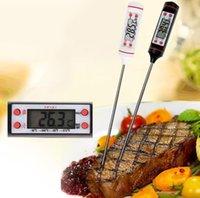 Termometreler Dijital Gıda Pişirme Termometre Probe Mutfak Pişirme Termometre Barbekü Gıda Termometre BARBEKÜ Süt Mutfak Aracı CCC4512