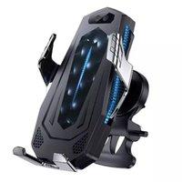 Chargeur sans fil M6 Creative Atmosphere Lampe Intelligent Induction Chargeur de téléphone mobile Chargeur sans fil