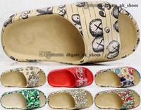 웨스트 슬리퍼 슬라이드 샌들 35 EUR 여름 남성용 디자이너 카니 메이즈 카일 폼 러너 여성 신발 캐주얼 12 46 5 Clog Classic Sliders