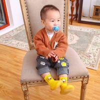 양말 유럽 소프트 고무 솔 아이들 미국 스타일 소년 보트 신생아 면화 편지 짧은 양말 어린이 아기 소녀 신발 소녀 신발