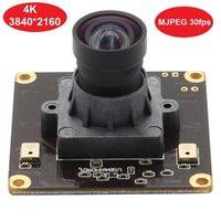 4K وحدة كاميرا USB عالية معدل معدل 3840x2160 سوني IMX317 الاستشعار MJPEG 30FPS USB كاميرا ويب مع زاوية واسعة 170 درجة Fisheye Lens1