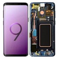 Originele Super AMOLED Voor Samsung Galaxy S9 Plus SM-G965F LCD écran tactile écran de numérisation de rechange de rechange de rechange en gros