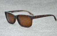 الأزياء نمط 284 أعلى جودة الرياضة نظارات الرجال النساء الاستقطاب مكبرة سوبر ضوء مع مربع حالة القماش
