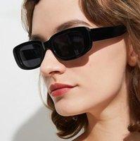 2 шт. Летняя женщина мода контрактные квадратные солнцезащитные очки дамы на открытом воздухе очки для вождения пляжные очки солнцезащитные очки панк-улиценный слон DORP корабль