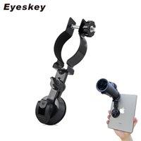 محول الهاتف Eyeskey متعددة الوظائف العالمي المشبك كليب لمجهر احادي العين كاميرا للرؤية الليلية تلسكوب مجهر باد