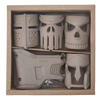 Outdoor A Box Multiple Styles Taktische Kristallbombe Spielzeug Zubehör AR-15 Magazin Maske Griffverstärkte Polymer Construc 2 NMS4L