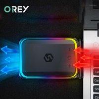 Aspirateur portable portable refroidisseur d'air USB refroidisseur d'air externe extrait de refroidissement ventilateur portable ordinateur portable réglable ordinateur portable accessoires1