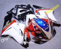 Kit de carrocería para HONDA 04 05 CBR1000RR 2004 2005 CBR 1000 RR CBR1000 Carrete de motocicleta (moldeo por inyección)