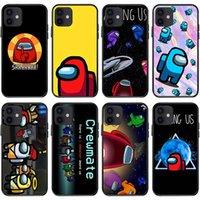 Estados Unidos entre nós Jogo Case Phone para iPhone 12 Pro Max mini 11 Pro Xs 8 7 6 6 6 PLUS X XR DHL