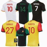 2020 2021 RC Линнс Футбол Футбол 20 21 Главная Выезд 3-й 4-й 4-й Перес Какута Фофан Футбол Мужчины и Детская рубашка