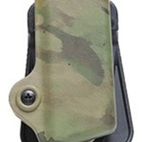 Tattico all'aperto IDPA G17 Single Mag Pouch BK / DE / FG ArfG AOR1 2 NKBGG