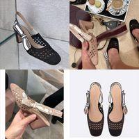 Vieui Frauen Neue Kordel Mules Sandal Sandalen Extravagante Luxus-klobige offene flache Hausschuhe, Multicolor Heel-Zehe Marke Mode Hohe Qualität