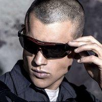 Спортивные очки на открытом воздухе Водитель поляризованные солнцезащитные очки Военные вентиляторы Тактическая Пуленепробиваемая езда Рыбалка Goggles