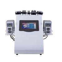 Nowe produkty Zatwierdzone CE 6 w 1 Kim 8 System Odchudzający Lipolaser Próżniowa maszyna odchudzająca ultradźwiękowa