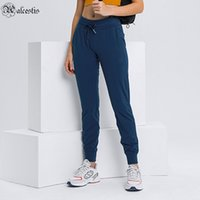Yüksek Bel Elastik Dip Yoga Pantolon Kadınlar Hızlı Kuruyan Elastik Koşu Spor Pantolon Ince Ve İnce Tayt Spor Pantolon Dipleri