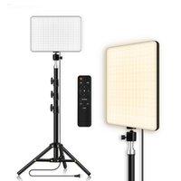 LED Aydınlatma Paneli Uzaktan Kumanda Video Lambası Fotoğraf Stüdyosu Fotoğraf Çekimi İçin Standı Fotoğraf Çekimi Satılık Canlı Akış