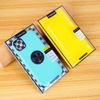 Blister de plástico transparente de lujo Universal Teléfono móvil Paquete de PVC caja de envasado al por menor para teléfono móvil Shell iPhone 12 Pro Max Funda