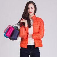 Women's Down Parkas Wholesale softshell giacca antivento Bomber giacche1
