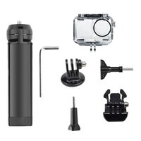Small Metal Tripod + Waterproof Shell Package Suitable for O...