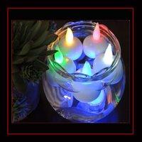 الصمام السباحة شمعة ضوء الالكترونيات التعريفي المياه المحمولة بوجي حفل الزفاف الاحتفال بار الشموع الإبداعية جديد يصل 1 5 ميجا واط J1