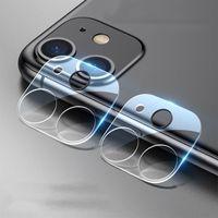 Geri Kamera Lens Temperli Cam iphone 12 Mini 12 Pro Max 12 11 11 Pro Koruma Film Galss Koruyucu