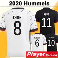 2020 Draxler Player Version رجل كرة القدم الفانيلة Hummels Kroos Muller Home Away Football Chape