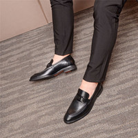 Uomini moda moda pelle scamosciata scarpe doug scarpe casual mocasino piatto bowknot slip-on slip-on driver scarpe driver vestito mocassini night club shoes