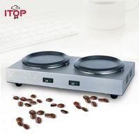 Itop Gewerbliche Kesselwärmer Kaffeemaschine Elektrische Automatische Americano-Kaffeemaschinen für Hotel Buffet1