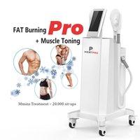 FDA 승인 EMS ABS 슬리밍 기계 Hiemt Pro 체중 감소 복부 배꼽 지방 감소