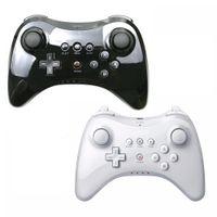 For Nintend For Wii U Pro Controller USB Classic Dual Analog Bluetooth Wireless Remote Controle For WiiU Pro U Gamepad Y1123