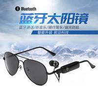 Nuovi occhiali da sole polarizzati Bluetooth Stereo Intelligent Bluetooth Occhiali da sole Occhiali da sole per ascoltare canzoni e effettuare chiamate