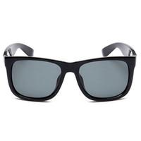 패션 클래식 선글라스 남성 여성 복고풍 태양 안경 Gafas Lunettes 남자의 그늘 UV400 안경 케이스 최고 품질