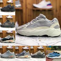 2021 New Kanye 700 V3 Mens Sneakers West V2 러닝 신발 Azael Alvah 정적 유틸리티 블랙 웨이브 러너 MNVN 자석 관성 Womens 디자이너