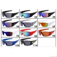 الرجال الرياضة نظارات uv400 ركوب الدراجات goggle للجنسين مصمم 11 ألوان الكمبيوتر الشخصي الكامل الإطار درع النظارات