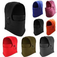 Polaire d'hiver Balaclava chaude chauve à capuche masque de masque de masque pour hommes femmes exercice vélo thermique thermique thermique balaclava chapeaux hats1