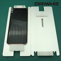 TBK 268 LCD Orta Çerçeve Çerçeve Ayrı Kalıplar Samsung S8 S9 Artı Not 9 S10 LCD Onarım Evrensel Konum Kalıp