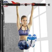 Kapalı Yatay Bar Kapı Yatay Barlar Punch-Ücretsiz Pull-Ups Ev Spor Salonu Için Ev Fitness Ekipmanları Bar Barra Dominadas