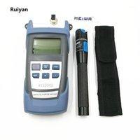 FTTH Optical Fiber Tool Kit RY-3200 Hohe Genauigkeit optischer Leistungszähler FC / SC-Anschluss + 1MW-Sichtfehler-Locator-Kabel-Tester1